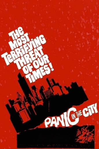 Poster of Panic in the City
