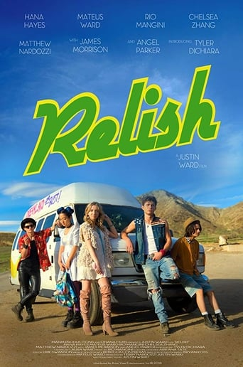 Poster of Relish