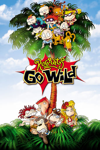 Poster of Rugrats Go Wild