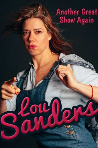Poster of Lou Sanders: Another Great Show Again
