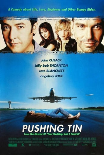 Poster of Pushing Tin