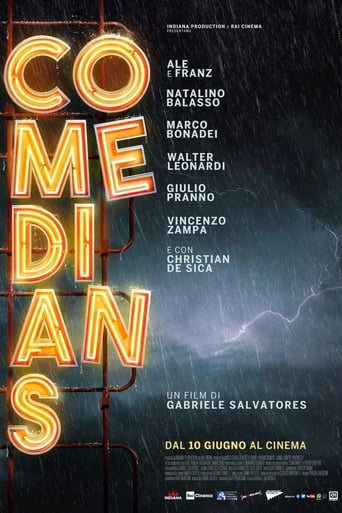 Poster of Comedians