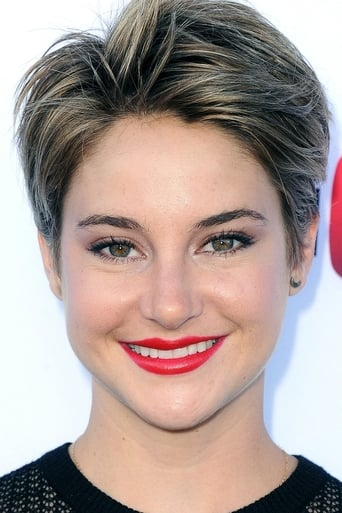 Poster of Shailene Woodley