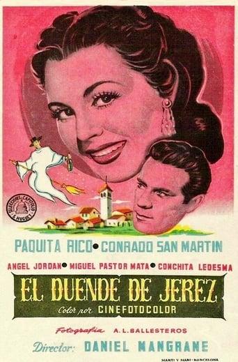 Poster of El duende de Jerez