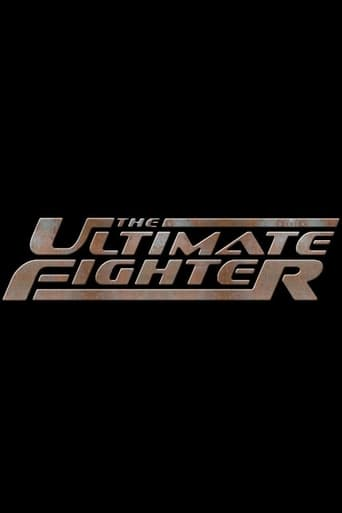 Poster of The Ultimate Fighter