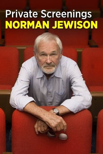 Poster of Private Screenings: Norman Jewison