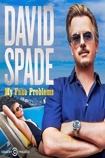 Poster of David Spade: My Fake Problems