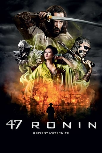 Poster of 47 Ronin
