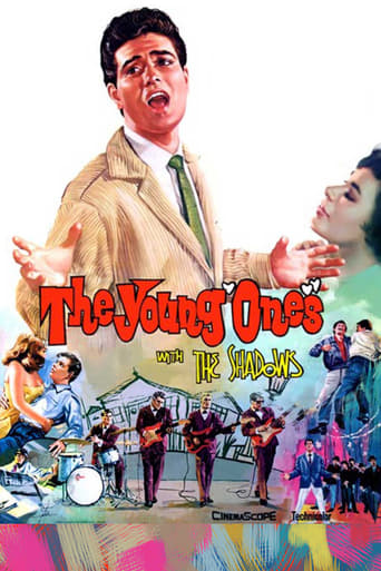Poster of The Young Ones