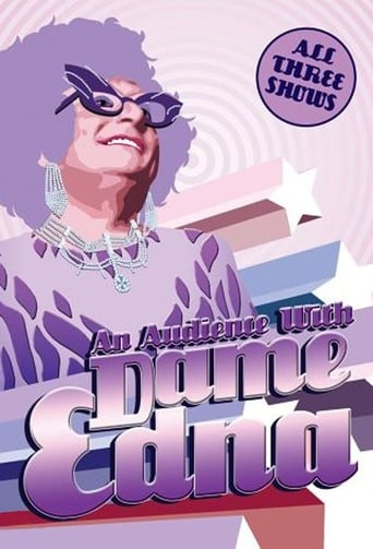 Poster of An Audience With Dame Edna