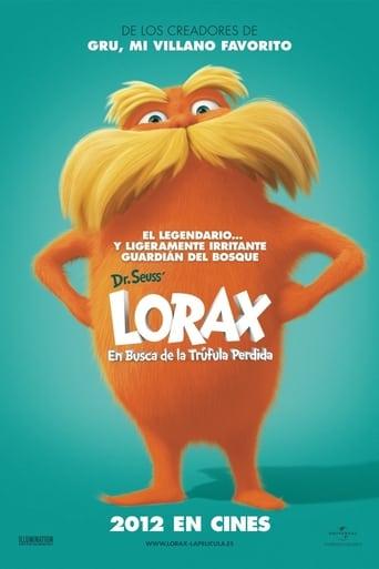 Poster of Lórax: En busca de la trúfula perdida