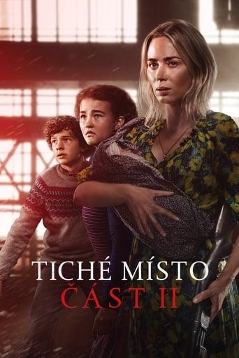 Poster of Tiché místo: Část II