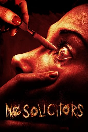 Poster of No Solicitors