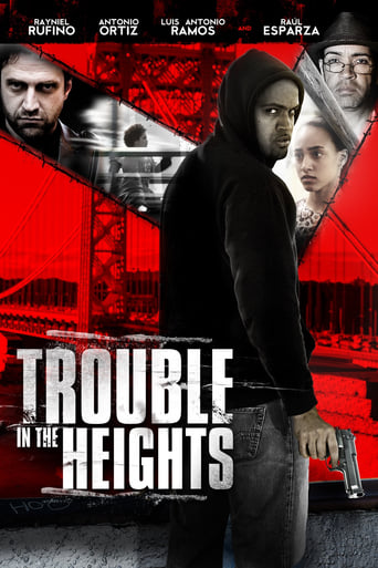 Poster of Trouble in the Heights