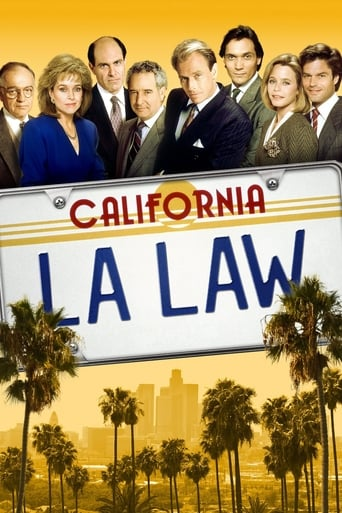 Poster of L.A. Law