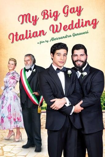 Poster of My Big Gay Italian Wedding