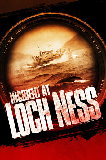 Poster of Incident at Loch Ness