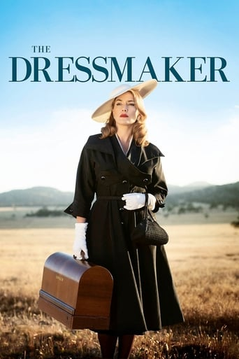 Poster of The Dressmaker