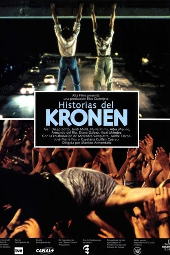 Poster of Stories from the Kronen