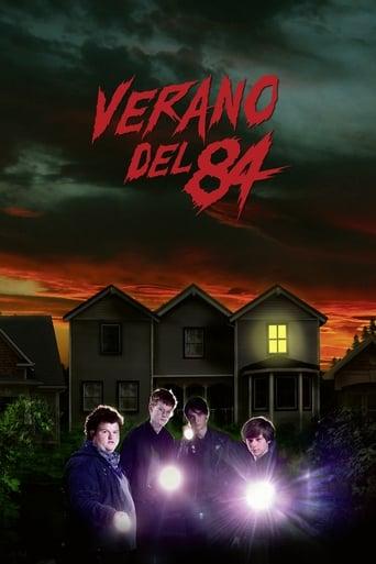 Poster of Verano del 84