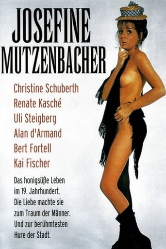 Poster of Josefine Mutzenbacher