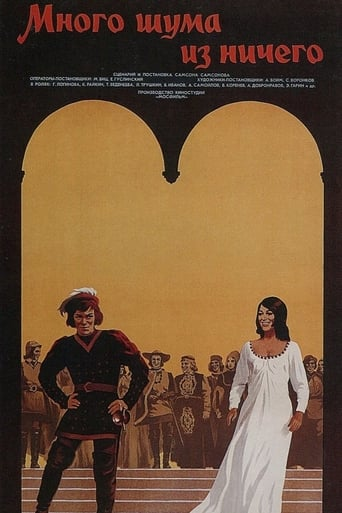 Poster of Much Ado About Nothing
