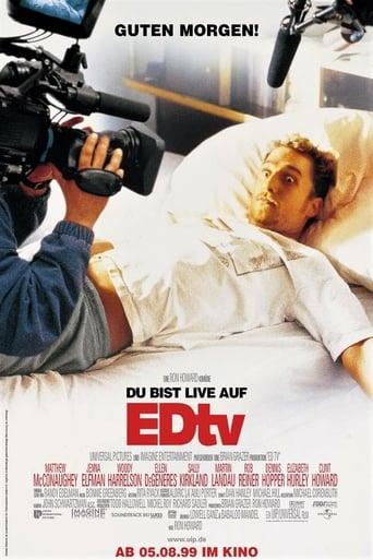 Filmplakat von EDtv