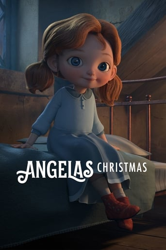 Poster of Angela's Christmas