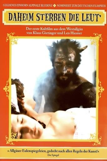 Poster of Daheim sterben die Leut'
