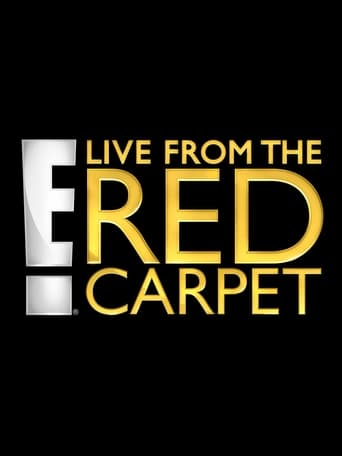 E! Live from the Red Carpet Poster