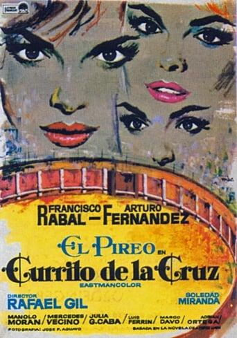 Poster of Currito de la Cruz