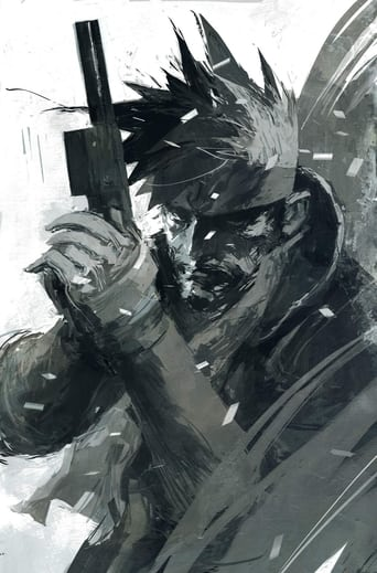 Poster of Metal Gear Solid: Digital Graphic Novel