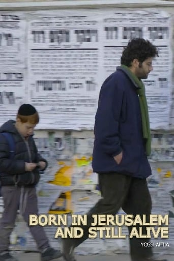 Poster of Born in Jerusalem and Still Alive
