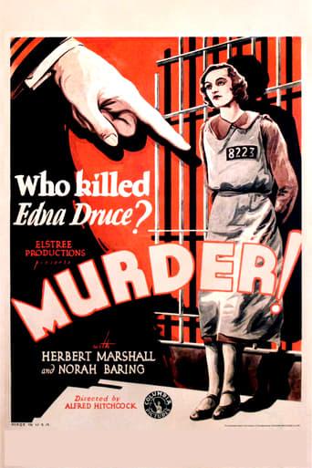 Poster of Murder!