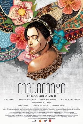 Poster of The Color of Ash