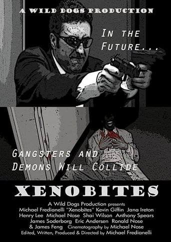 Poster of Xenobites