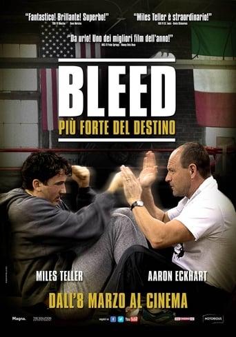 Poster of Bleed: più forte del destino