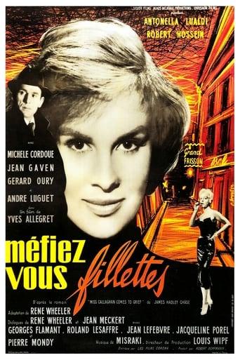 Poster of Méfiez-vous fillettes