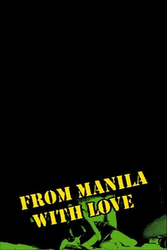 Poster of From Manila with Love