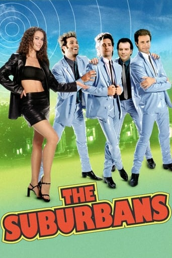 Poster of The Suburbans