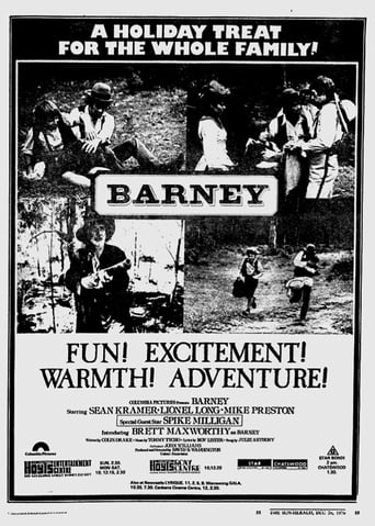 Poster of Barney