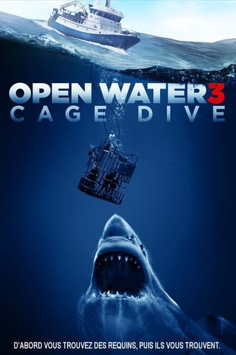 Poster of Open Water 3 - Cage Dive