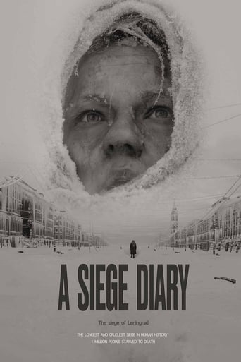 Poster of A Siege Diary