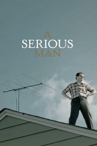 Poster of A Serious Man