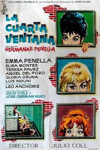 Poster of La cuarta ventana
