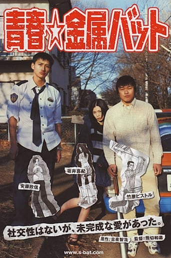 Poster of 青春☆金属バット