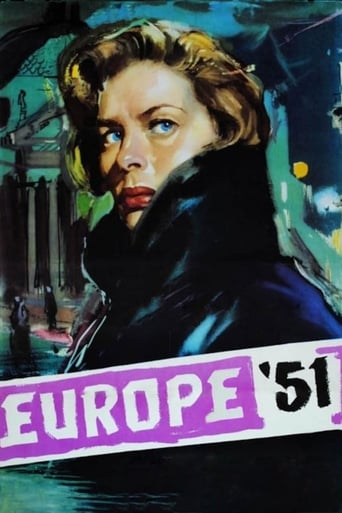 Poster of Europe '51