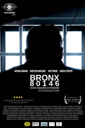 Poster of Bronx80146 – nuova squadra catturandi