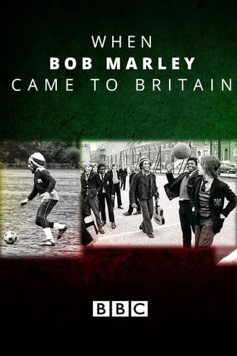 Poster of When Bob Marley Came to Britain