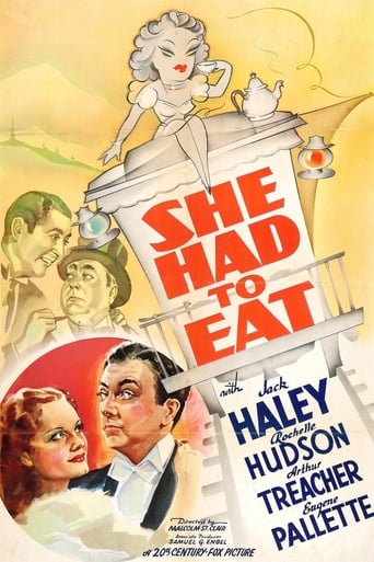 Poster of She Had to Eat